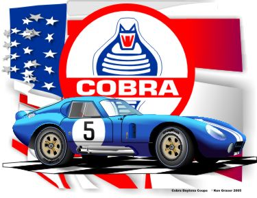 Cobra Coupe